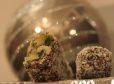 Kokosovo pecivo z bučnimi semeni