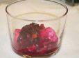 Solata iz rdeče pese in marelic