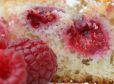 Malinov kolač s cimetom