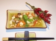 Azijska juha s tofujem