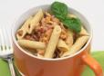 Kürbis-Curry-Penne