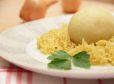 Krompirjevi cmoki z dimljenim tofujem