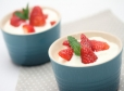 Jagode z jogurtom