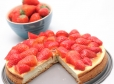 Skutina tortica z jagodami