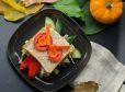 Strašljivi sendvič za noč čarovnic