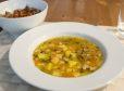 Krompirjeva juha z gobami
