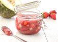 Marmelada iz jagod in melone