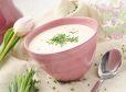 Špargljeva kremna juha