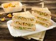 Toast z lisičkami in jesenskimi zelišči