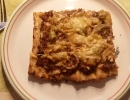 Pizza mit Faschiertem
