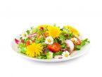 Jedi z rožami in cvetovi