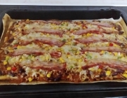 "Pizza ""Mexican Style"""
