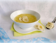 Bananen-Curry-Suppe