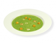 Brokkoli-Ingwer-Suppe