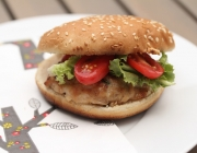 Chicken-Burger