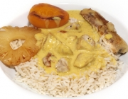 Curry Bananen Topf