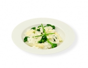 Spargel-Broccoli-Risotto
