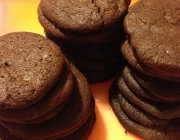 Heavy Chocolate Cookies