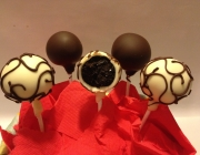 Nutella Cake Pops