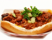 Chili con Carne Hot Dogs