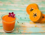 Papaya-Smoothie