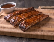 Wintergrillen - Spareribs in BBQ-Marinade