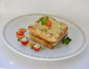 Herrentoast (Croque Monsieur)