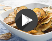 Video - Zucchini-Parmesan-Chips