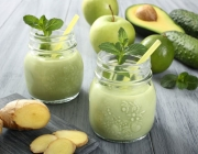 Avocado-Ingwer-Smoothie
