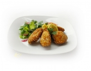 Chicken Wings in der Sesamkruste