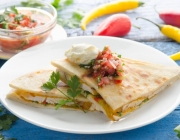 Scharfe Quesadillas