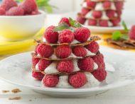 11 Desserts mit Topfencreme