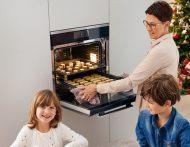 Kekse backen mit Miele - ein Kinderspiel