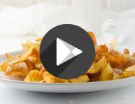 Kartoffelspiralen auf 2 Arten