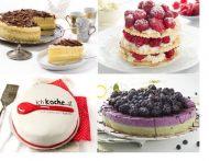Torten füllen, dekorieren und klassisch verzieren