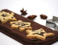 Čokoladni piškotki s...