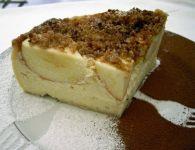 Torta s pečenimi jab...
