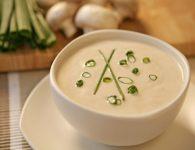 Gobova juha iz gob v...