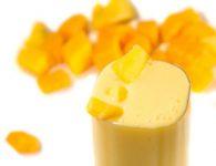 Mangov smoothie