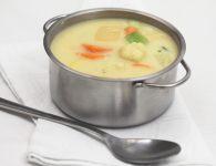 Zelenjavna juha z ze...