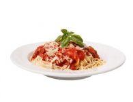 Špageti s paradižnik...