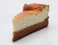 Sirova torta s čokol...