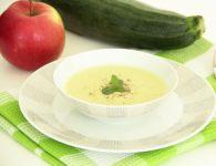 Bučkina juha z jabol...