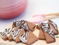 Čokoladni piškoti z...