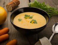Korenčkova juha z in...