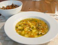 Krompirjeva juha z g...