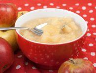 Domač jabolčni kompo...