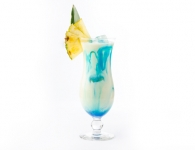 Koktajl Blue Hawaii