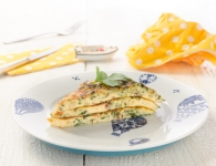 Blitvina omleta