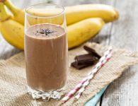 Bananin shake z Nute...